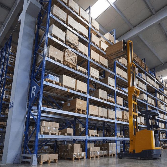 机械化仓储