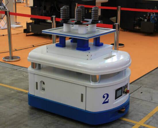 顶升式AGV111