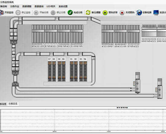 分拣输送系统111